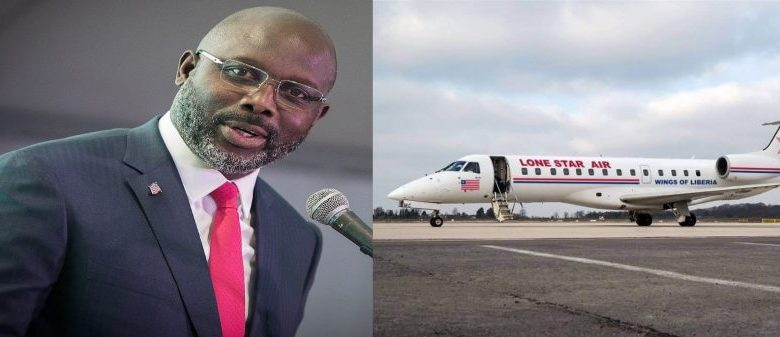 George Weah Inaugurates New National Carrier For Liberia