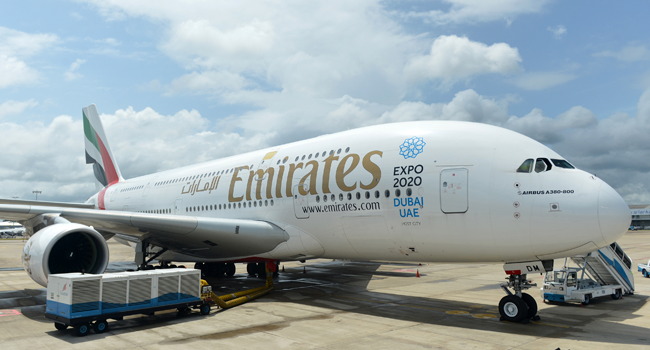 Emirates Airlines Records First Loss In Three Decades