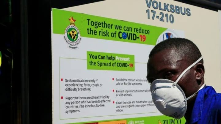 Health Experts, Others Review '2020 Year Of The Pandemic'