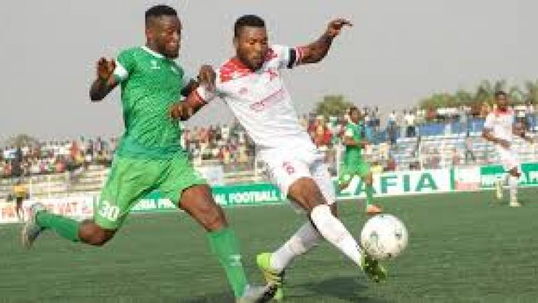 NPFL 21: Kano Pillars Claim Top Spot, Akwa Utd Hold Enyimba In Aba