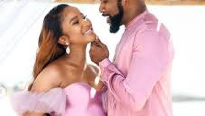 Banky W celebrates wife on birthday; announces birth of a baby