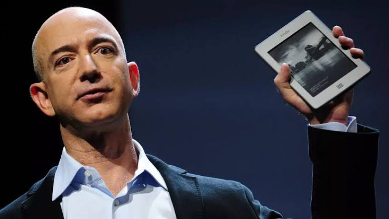 Amazon's Bezos, Latest Tycoon To Pursue His 'Passions