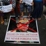 UK Sanctions Myanmar Army Chief For Coup Role