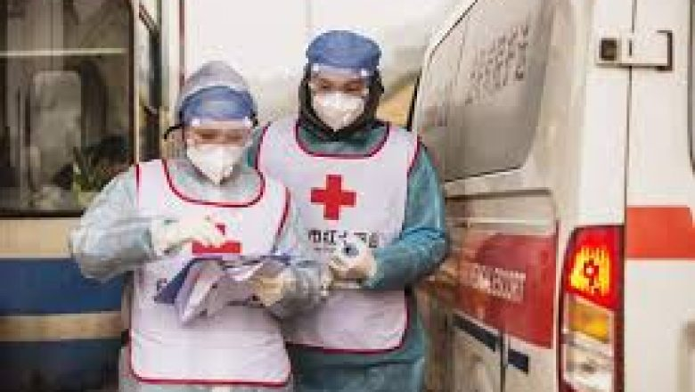 Red Cross To Help 500 Million Get COVID-19 Shots