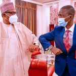Buhari Meets Newly Confirmed EFCC Chairman