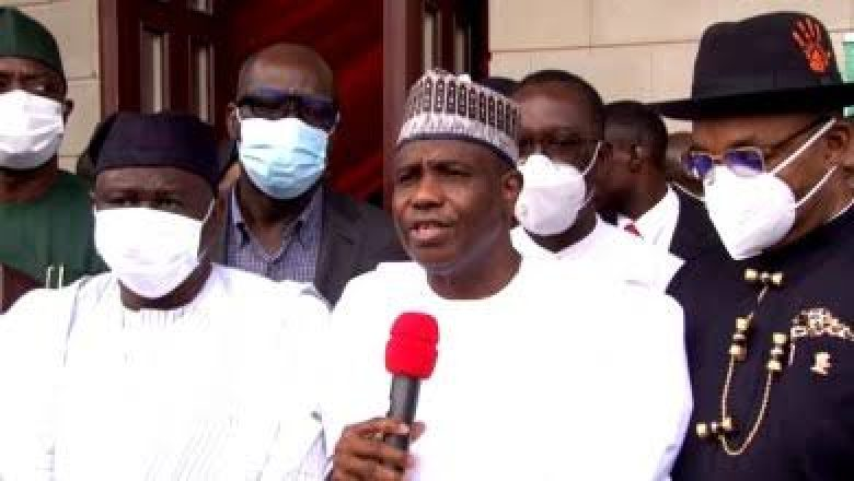 Devolution Of Powers And Restructuring Of The Country Is The Only Way To Avert The Looming Disaster – PDP Governors