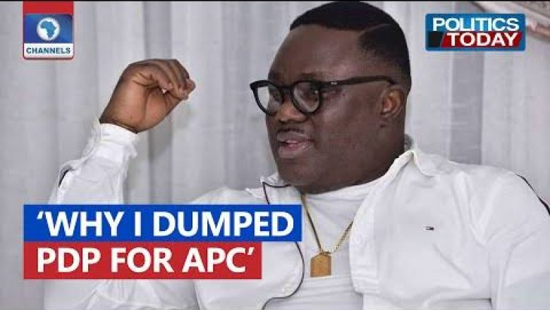 I Have Integrity, I Joined APC To Help Buhari Reduce Tension In Nigeria – Ayade