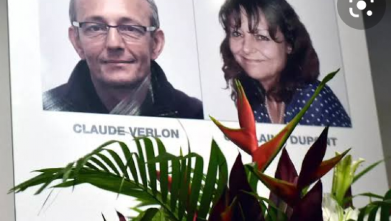 French Army Kills Suspect Linked To Murder Of Two Journalists