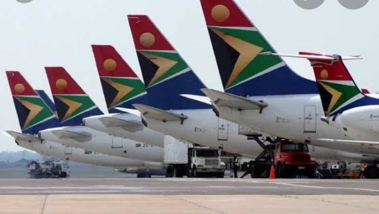 South Africa Agrees To Privatise Troubled South African Airways