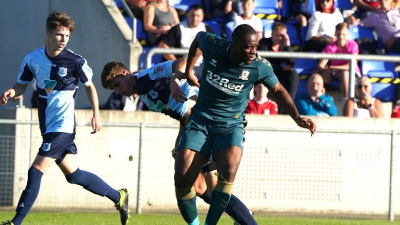 Ikpeazu: 'There's more to come from me, I still want to play in the Premier League'