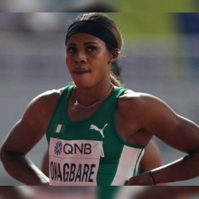 Tokyo 2020: Okagbare's Olympics medal dream over due to AIU suspension